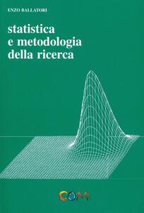 Statistica e metodologia della ricerca