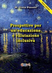 Prospettive per un'educazione e valutazione inclusiva
