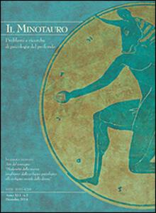 Il minotauro. Problemi e ricerche di psicologia del profondo (2014). Ediz. italiana e inglese. Vol. 2