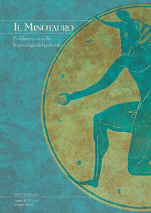 Il minotauro. Problemi e ricerche di psicologia del profondo (2017). Vol. 1