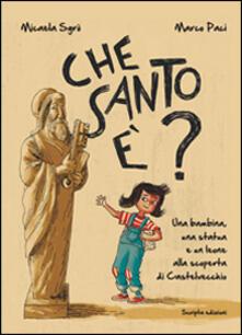 Camfeed.it Che santo è? Una bambina, una statua e un leone alla scoperta di Castelvecchio Image