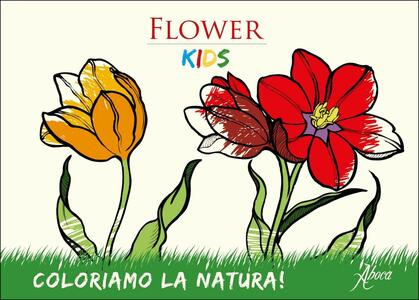 Flower kids. Ediz. illustrata