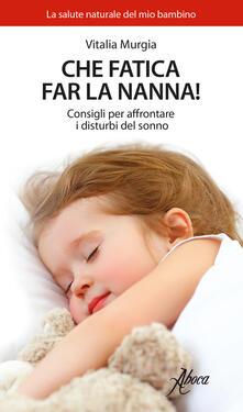 Daddyswing.es Che fatica far la nanna! Consigli per affrontare i disturbi del sonno Image