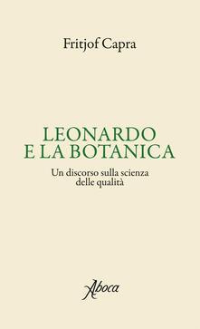 Lpgcsostenible.es Leonardo e la botanica. Un discorso sulla scienza delle qualità Image