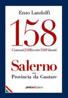 Lpgcsostenible.es 158 comuni, 258 ricette, 358 filmati. Salerno una provincia da gustare Image