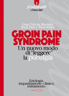 Steamcon.it Groin pain syndrome. Un nuovo modo di «leggere» la pubalgia Image