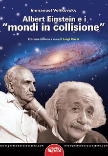 Aboutschuster.de Albert Einstein e i «mondi in collisione» Image
