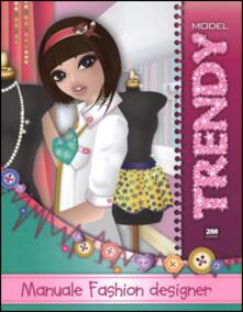 Antondemarirreguera.es Trendy model. Manuale fashion designer. Con adesivi Image