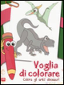Voluntariadobaleares2014.es Voglia di colorare. Colora gli amici dinosauri Image