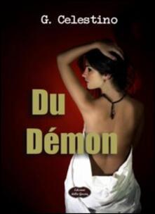 Du Démon - G. Celestino - copertina