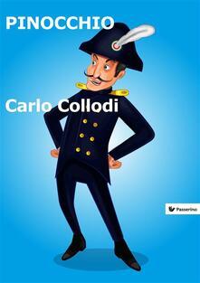 Pinocchio - Carlo Collodi - ebook