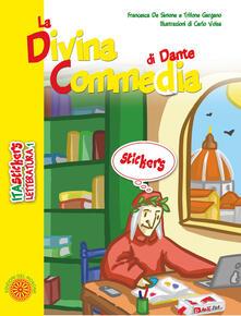 La Divina Commedia di Dante. Ediz. a colori. Con Adesivi.pdf