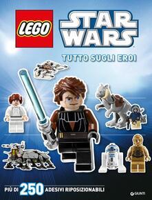 Camfeed.it Tutto sugli eroi. Star Wars Lego. Con adesivi Image