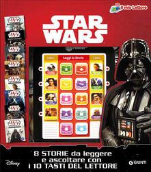 Lpgcsostenible.es Star Wars. Il mio primo lettore. Con gadget Image
