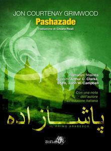 Mercatinidinataletorino.it Pashazade. Il primo arabesco Image