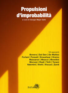 Propulsioni d'improbabilità - copertina