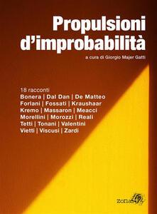 Propulsioni d'improbabilità - Giorgio Majer Gatti - ebook