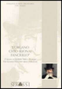 «L'organo ch'io suonai fanciullo»; l'organo di Giuseppe Verdi a Roncole