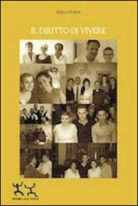 Il diritto di vivere - Anila Hoxha - copertina