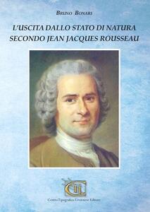 L' uscita dallo stato di natura secondo Jean Jacques Rousseau