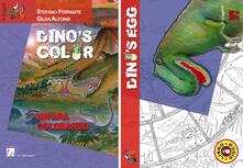 Voluntariadobaleares2014.es Dino's egg. Ediz. italiana. Con Gioco Image