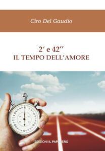 2' e 42'' il tempo dell'amore
