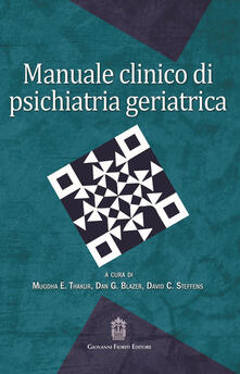 Antondemarirreguera.es Manuale clinico di psichiatria geriatrica Image