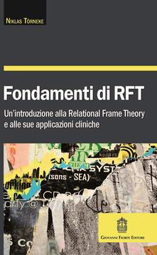 Librisulladiversita.it Fondamenti di RFT. Un'introduzione alla Relational Frame Theory e alle sue applicazioni cliniche Image