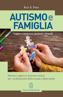 Antondemarirreguera.es Autismo e famiglia. Capire e sostenere genitori e fratelli Image