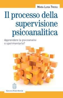 Camfeed.it Il processo della supervisione psicoanalitica. Apprendere la psicoanalisi o sperimentarla? Image