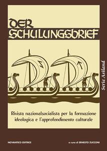 Der Schulungsbrief. Rivista nazionalsocialista per la formazione ideologica e l'approfondimento culturale
