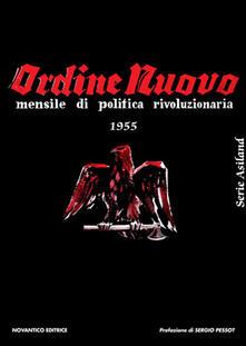 Ristorantezintonio.it Ordine Nuovo. Mensile di politica rivoluzionaria 1955 Image