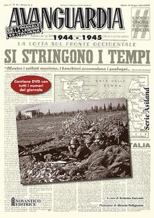 Warholgenova.it Avanguardia. Settimanale della Legione SS Italiana 1944-45. Con DVD video Image