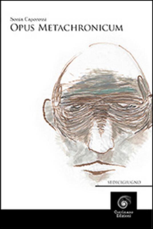 Opus metachronicum - Sonia Caporossi - copertina