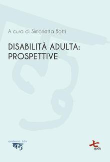 Criticalwinenotav.it Disabilità adulta: prospettive Image