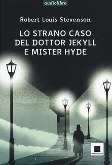 Camfeed.it Lo strano caso del dottor Jekyll e del signor Hyde. Ediz. ad alta leggibilità. Con audiolibro Image