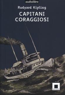 Warholgenova.it Capitani coraggiosi. Con audiolibro Image