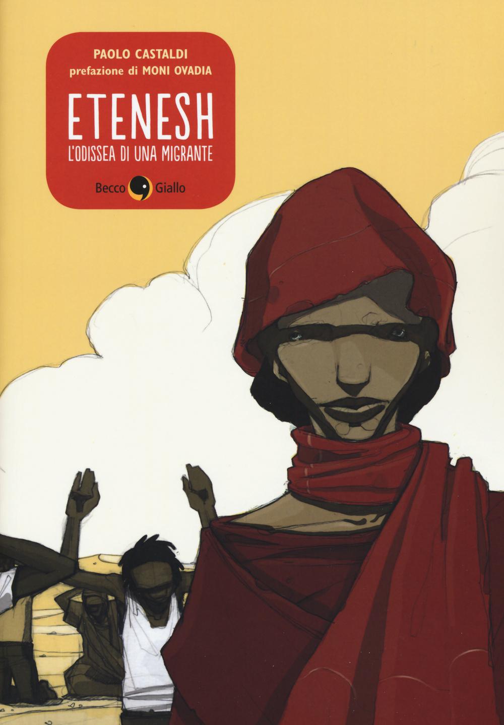 Image of Etenesh. L'odissea di una migrante