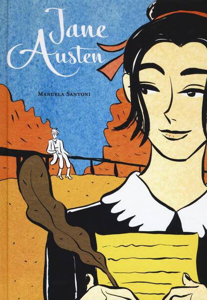 Jane Austen - Manuela Santoni - copertina