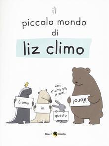 Steamcon.it Il piccolo mondo di Liz. Ediz. a colori Image