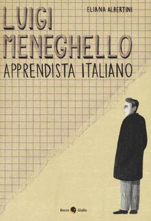 Tegliowinterrun.it Luigi Meneghello. Apprendista italiano Image
