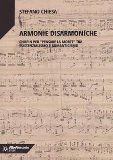 Antondemarirreguera.es Armonie disarmoniche. Chopin per «pensare la morte» tra Esistenzialismo e Romanticismo Image