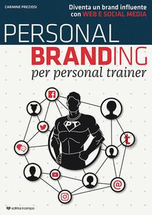 Winniearcher.com Personal branding per personal trainer. Diventa un brand influente con web e social media Image