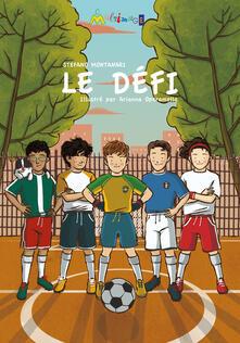 Antondemarirreguera.es La sfida. Ediz. francese. Con Contenuto digitale per accesso on line Image