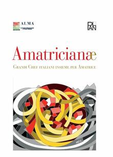 Criticalwinenotav.it Amatricianae. Grandi chef italiani insieme per Amatrice Image