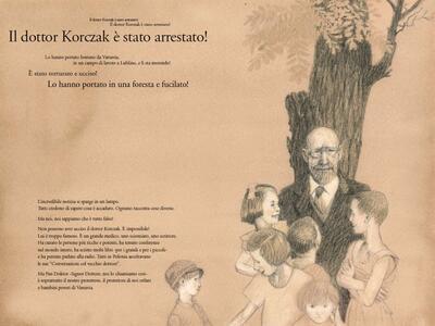 L' ultimo viaggio. Il dottor Korczak e i suoi bambini - Irène Cohen-Janca,Maurizio A. Quarello - 2