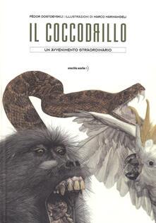 Osteriamondodoroverona.it Il coccodrillo. Un avvenimento straordinario. Ediz. a colori Image