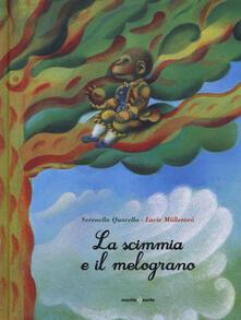 Daddyswing.es La scimmia e il melograno. Ediz. a colori Image