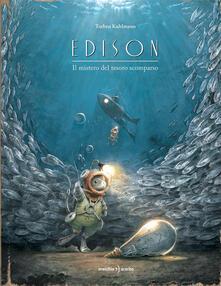 Edison. Il mistero del tesoro scomparso. Ediz. a colori.pdf