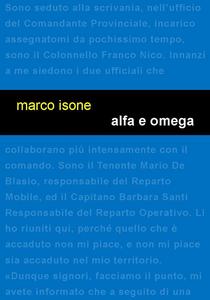 Libro Alfa e Omega Marco Isone